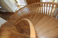 Staircase design and build CMC Design Lanark